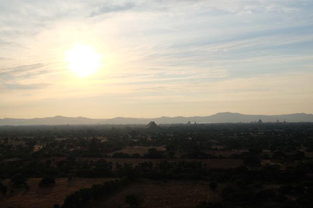 Bagan Nan Myint Tower