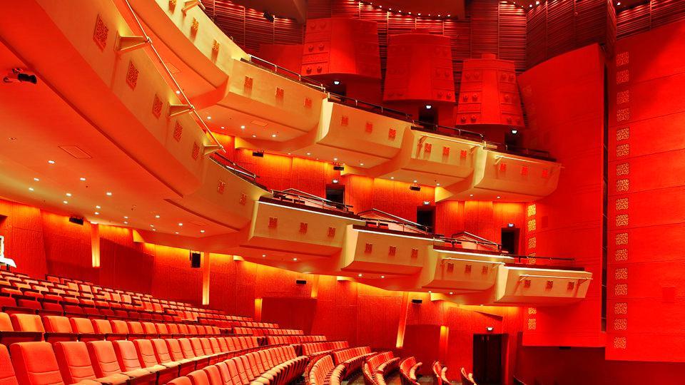 Qintai Grand Theatre