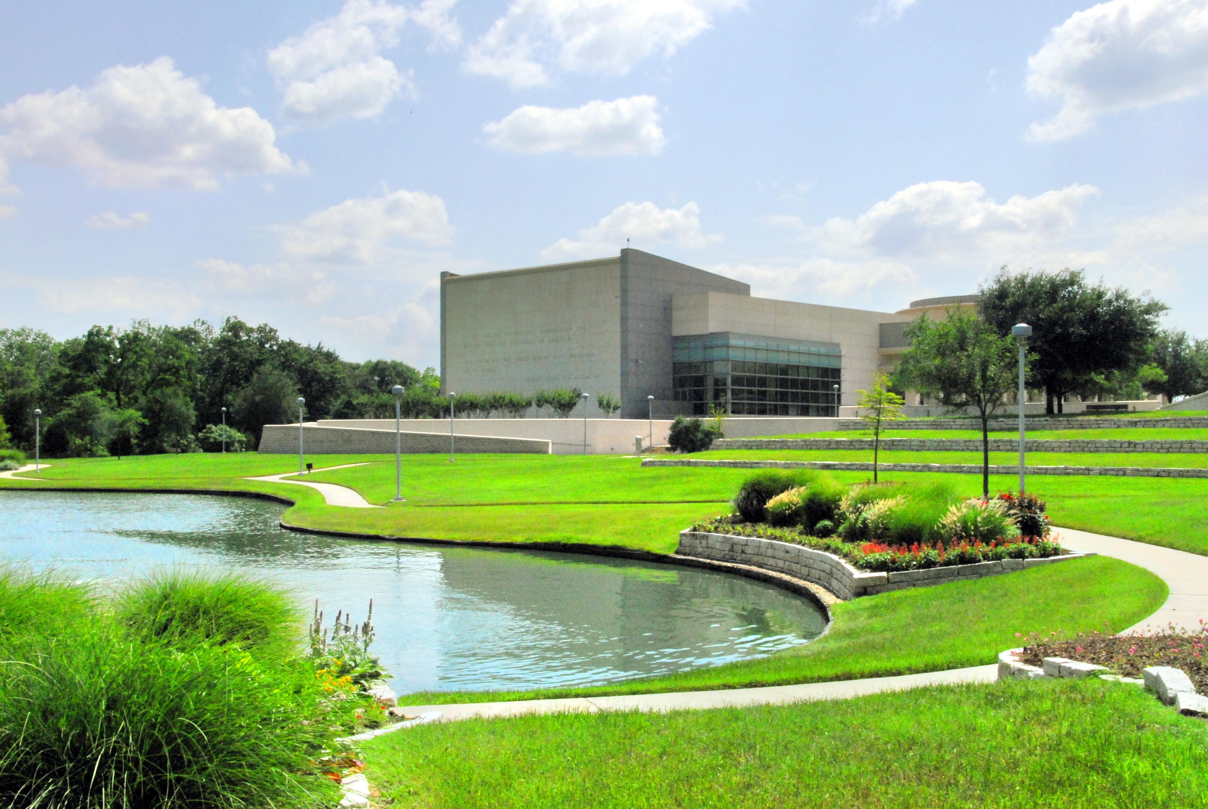喬治·布希總統圖書館和博物館