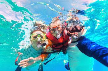 Spectacular Underwater Scenery