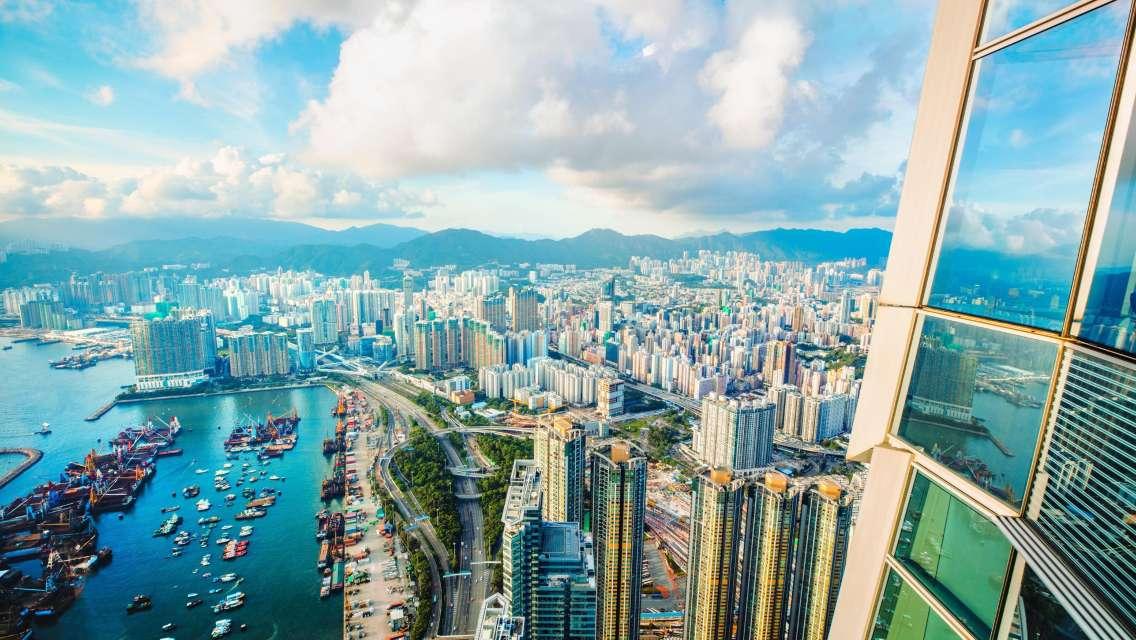 香港 Sky100 天際100 香港觀景台門票(限時優惠 夜賞門票)
