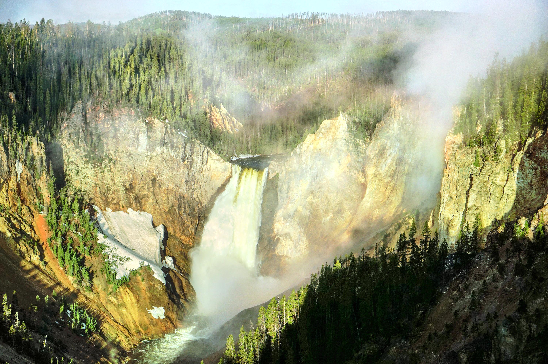 黃石大峽谷