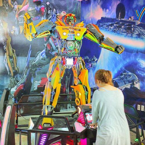 로봇전시관