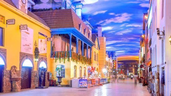 Tianmu City
