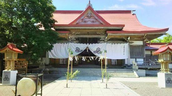 釧路嚴島神社
