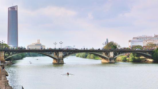 Puente de Isabel II (Puente de Triana)