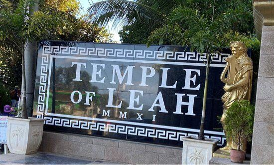 Temple of Leah
