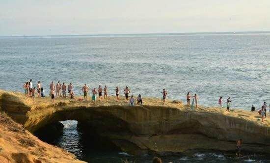 聖地牙哥日落懸崖自然公園