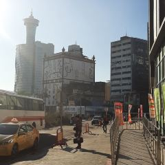 타이완 옛 거리 여행 사진