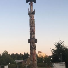 Reconciliation Pole User Photo