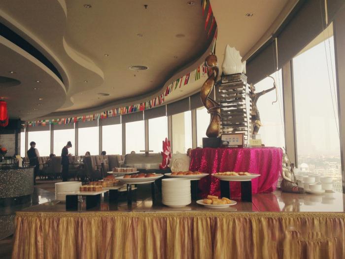 中山國際酒店西餐廳
