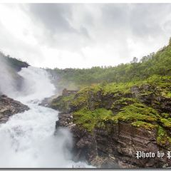 Kjosfossen waterfall User Photo