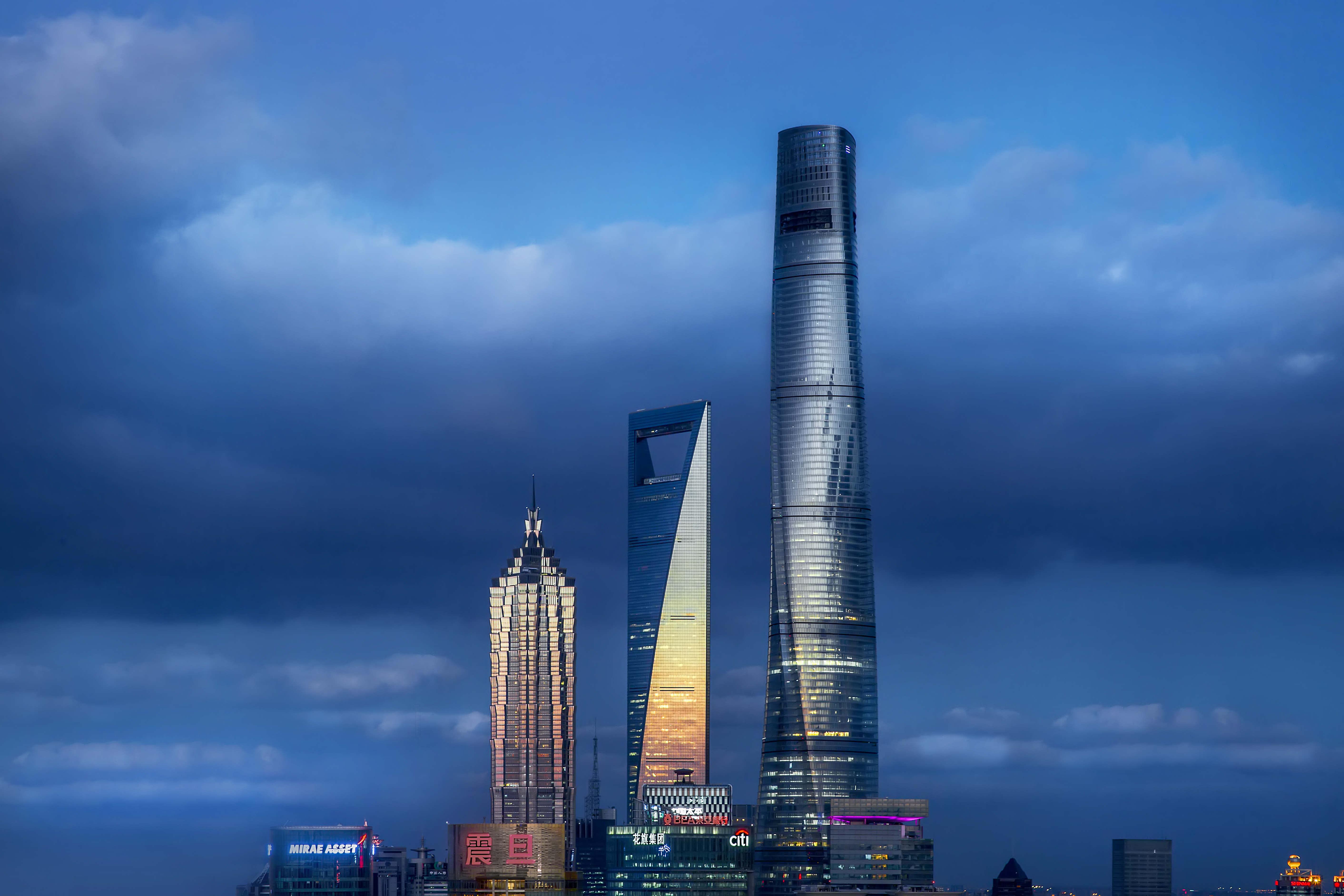 상하이 타워 전망대 입장권