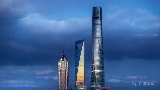 上海中心大廈 上海之巔觀光廳門票