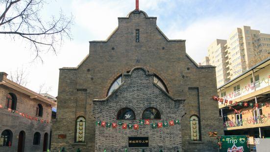 基督教東新巷禮拜堂