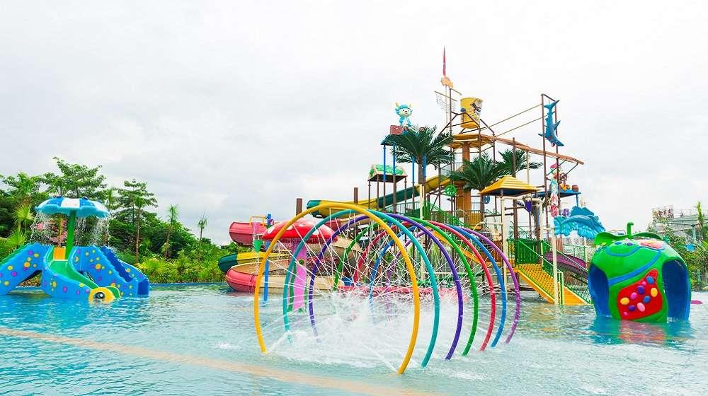Qingyuan Julong Bay Hot Springs Admission Ticket