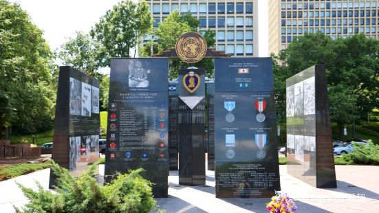 The Philadelphia Korean War Memorial