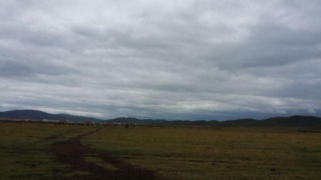 熱爾大草原