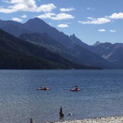Crypt Lake Trail User Photo