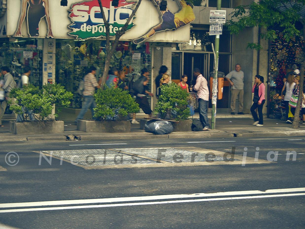 Avenida Juan B. Justo