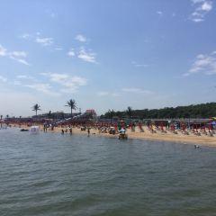 쑤이중 해변 여행 사진
