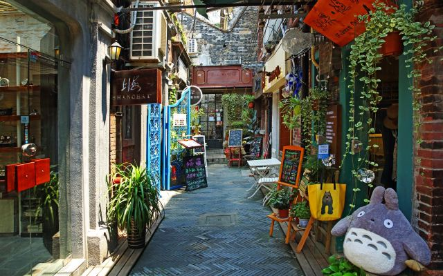 Tianzifang 2020: Shopping, Café & Arts Alleyways in Shanghai