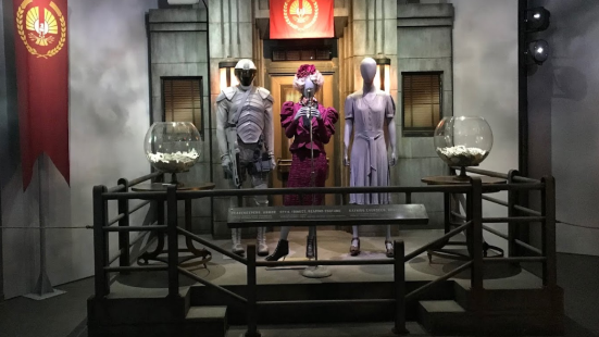 The Hunger Games Exhibition