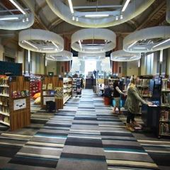 Ghent Public Library User Photo