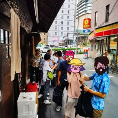 Higobashi Bridge User Photo
