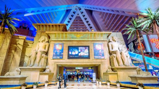 King Tut's Tomb and Museum