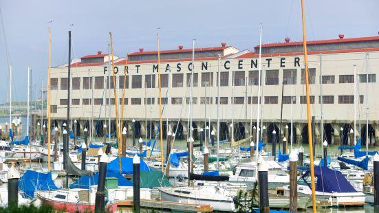 Fort Mason中心碼頭