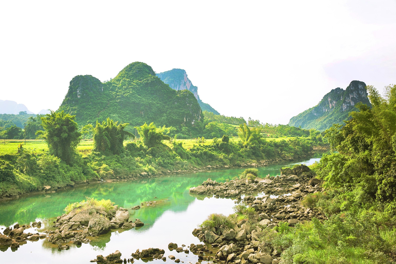 Heishui River