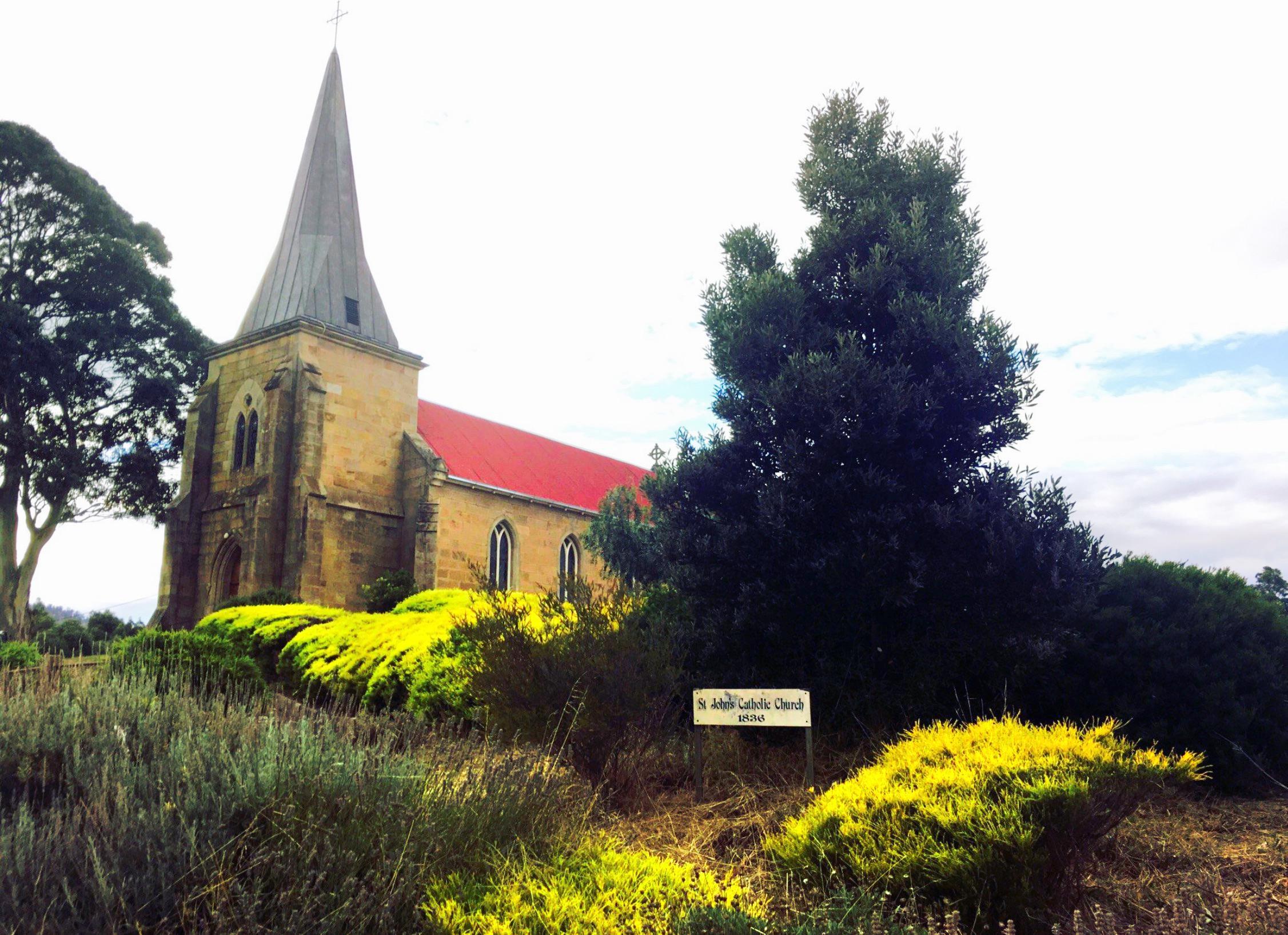St John the Evangelist Roman Catholic Church