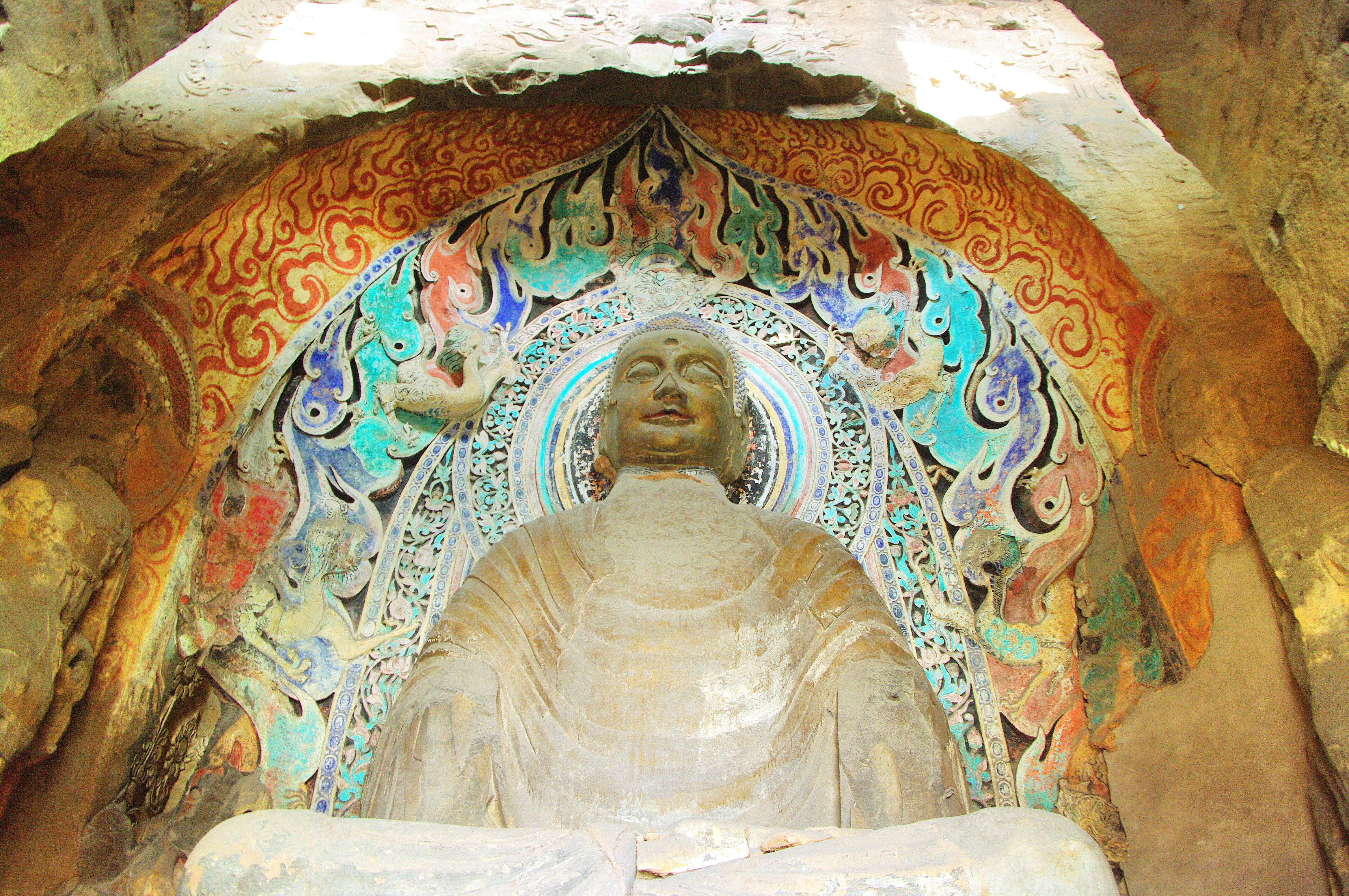 Xiangtangshan Grottoes