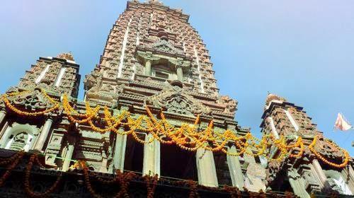 帕坦大覺寺佛塔