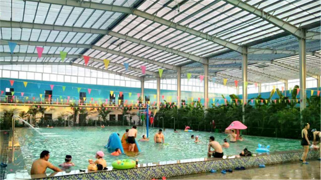 Shuangheshengtai Hot Spring
