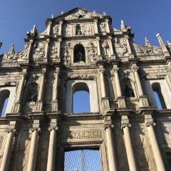 Ruins of St. Paul's User Photo