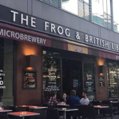 The Frog & British Library用戶圖片