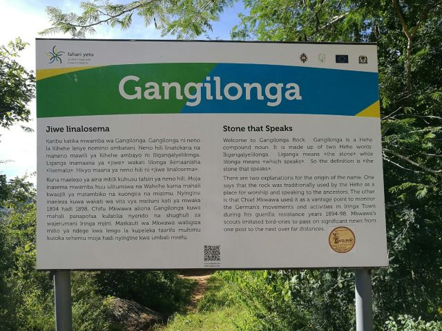 Gangilonga Rock
