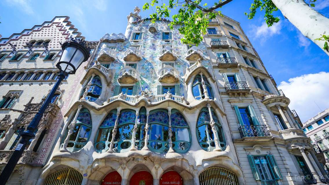 Casa Batlló Exclusive First Entry Ticket in Barcelona