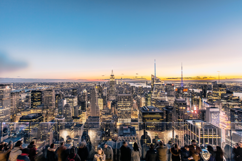 New York Rockefeller Center Top of the Rock Ticket