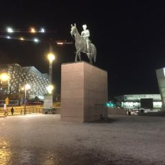 Mannerheim Statue User Photo