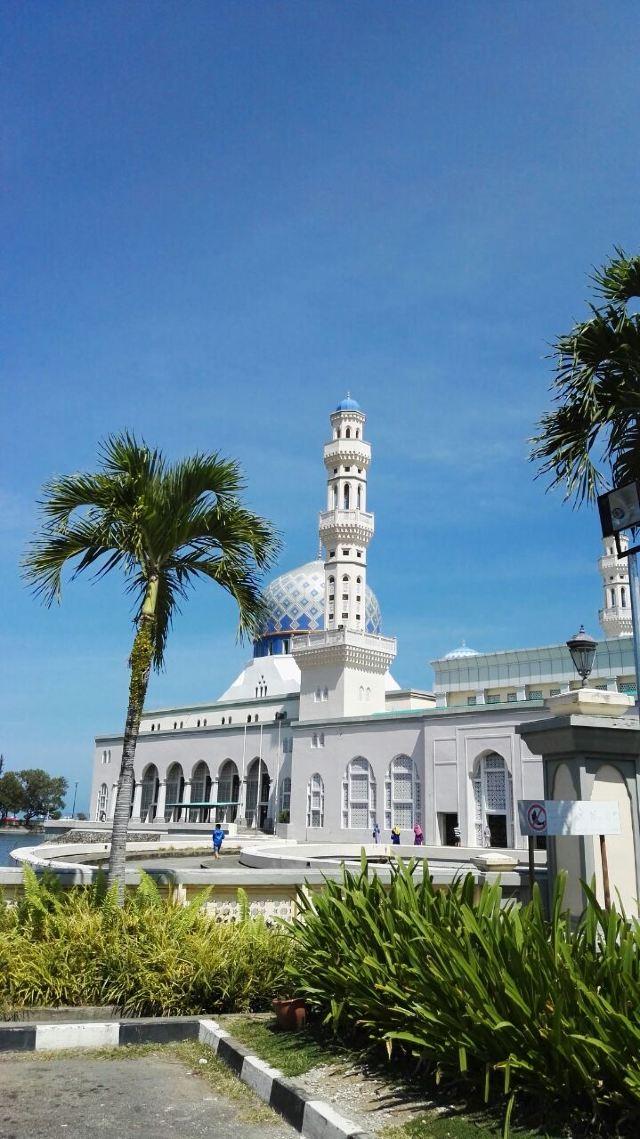 코타키나발루 시립 모스크