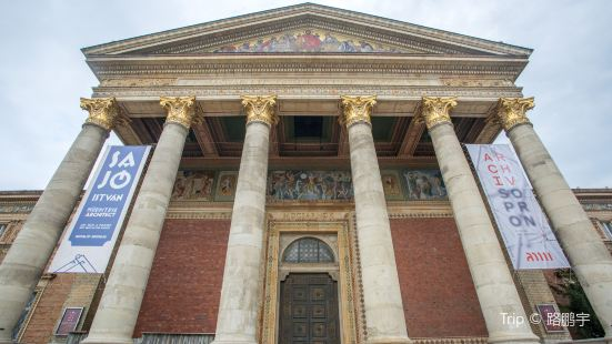 布達佩斯藝術品博物館