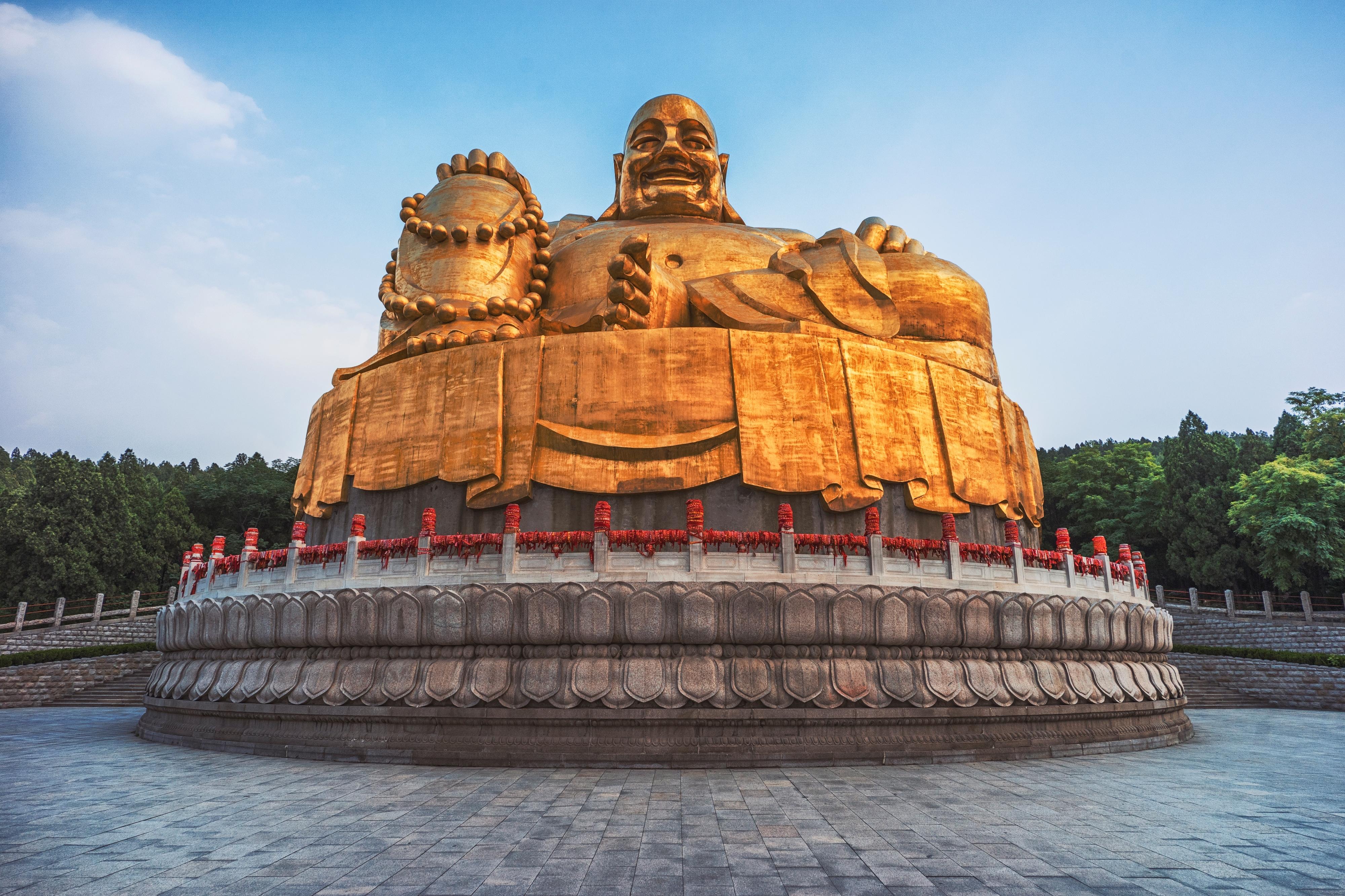 Qianfoshan Scenic Area Admission Ticket