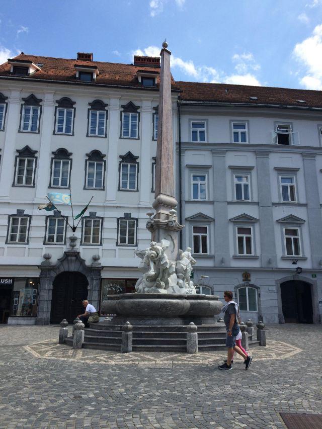 盧布爾雅那市政廳