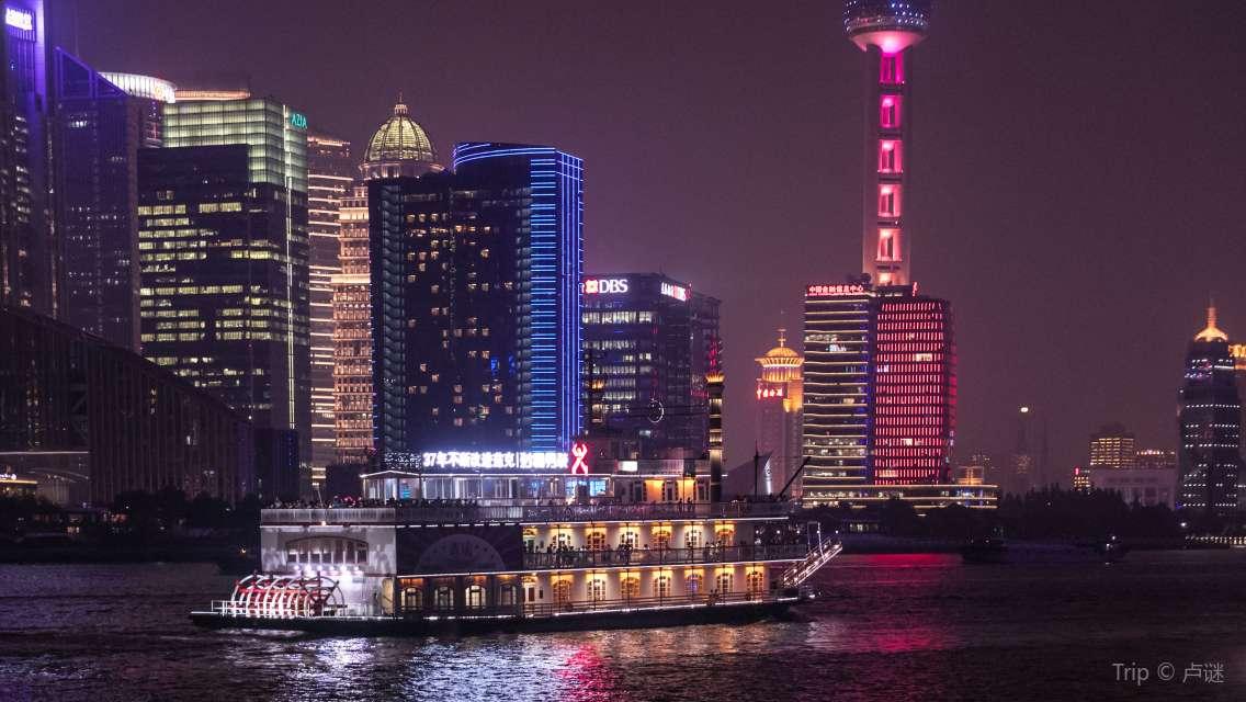 상하이 황푸강 크루즈 탑승권 (십육포 부두)