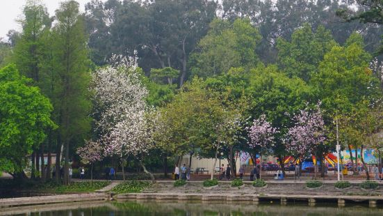 Baizhang Park