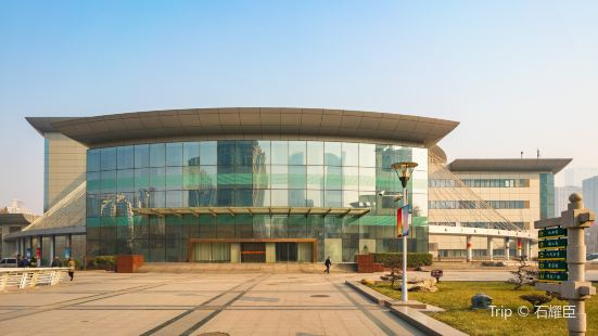 The People's Hall of Shijiazhuang