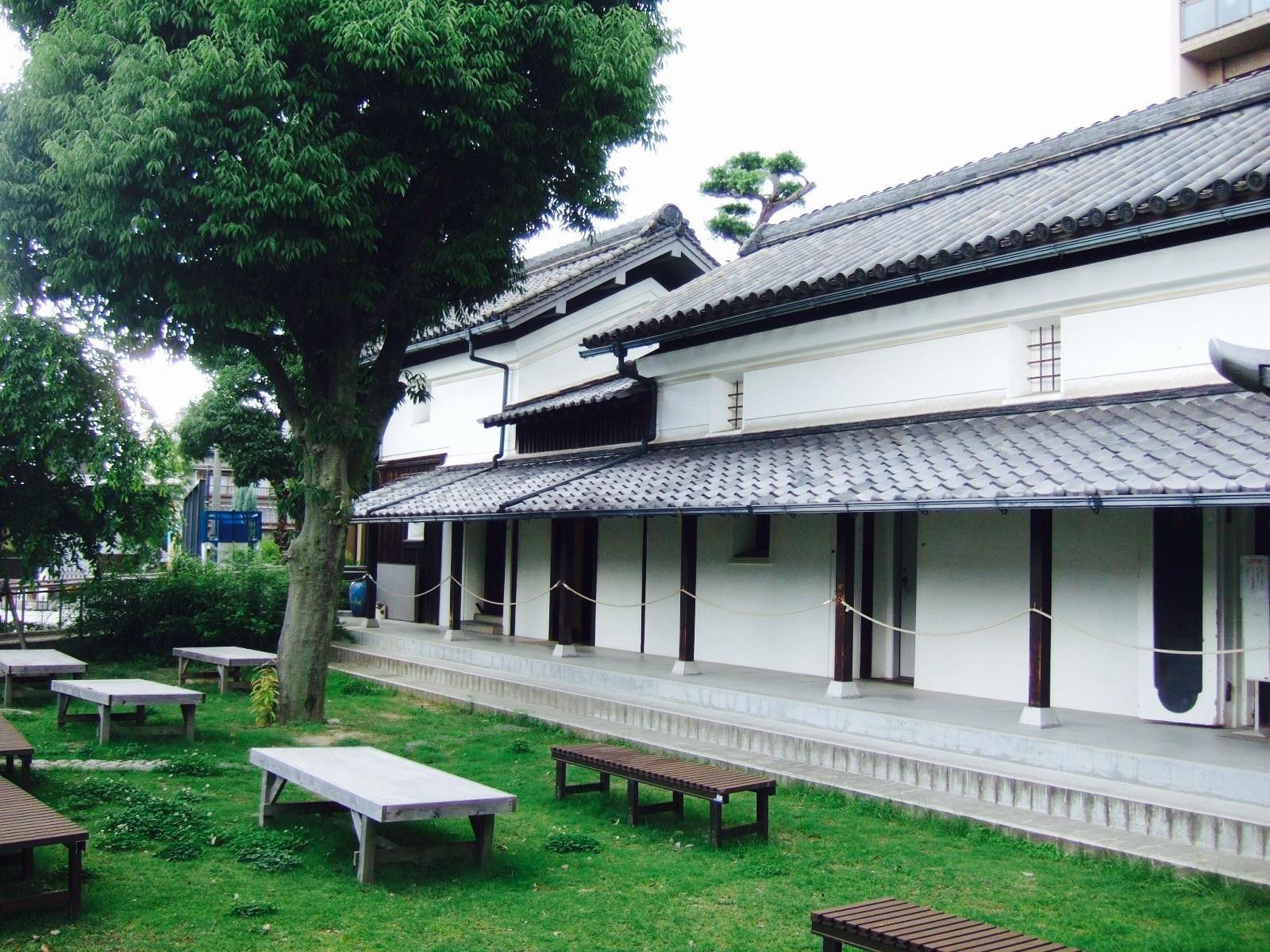 Hamayashiki (Suita Historic & Culture Town Center)